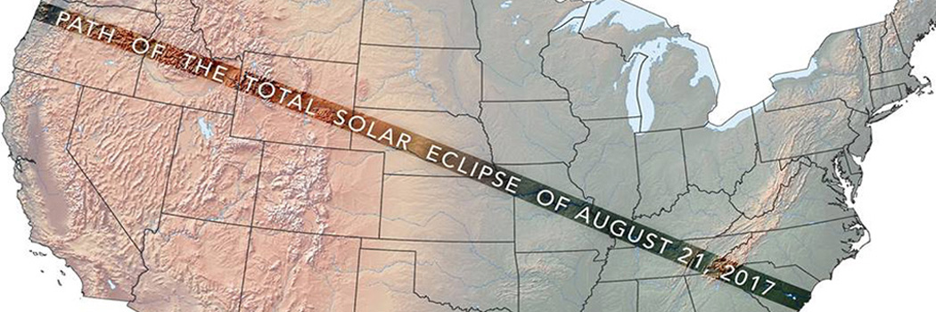 Monday 21 August 2017 Total Solar Eclipse: